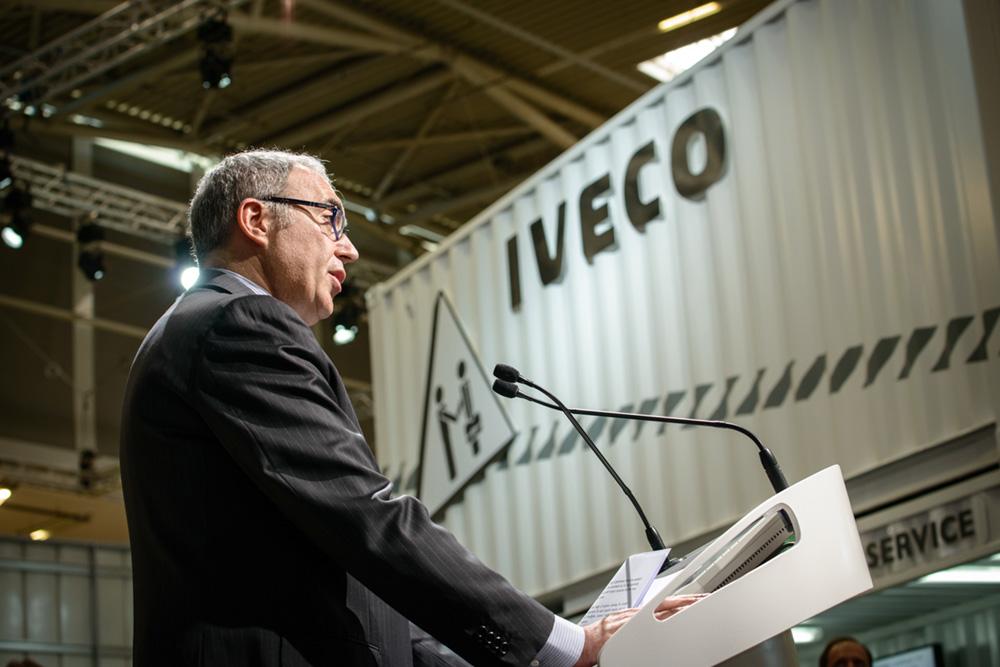 Iveco – Monaco